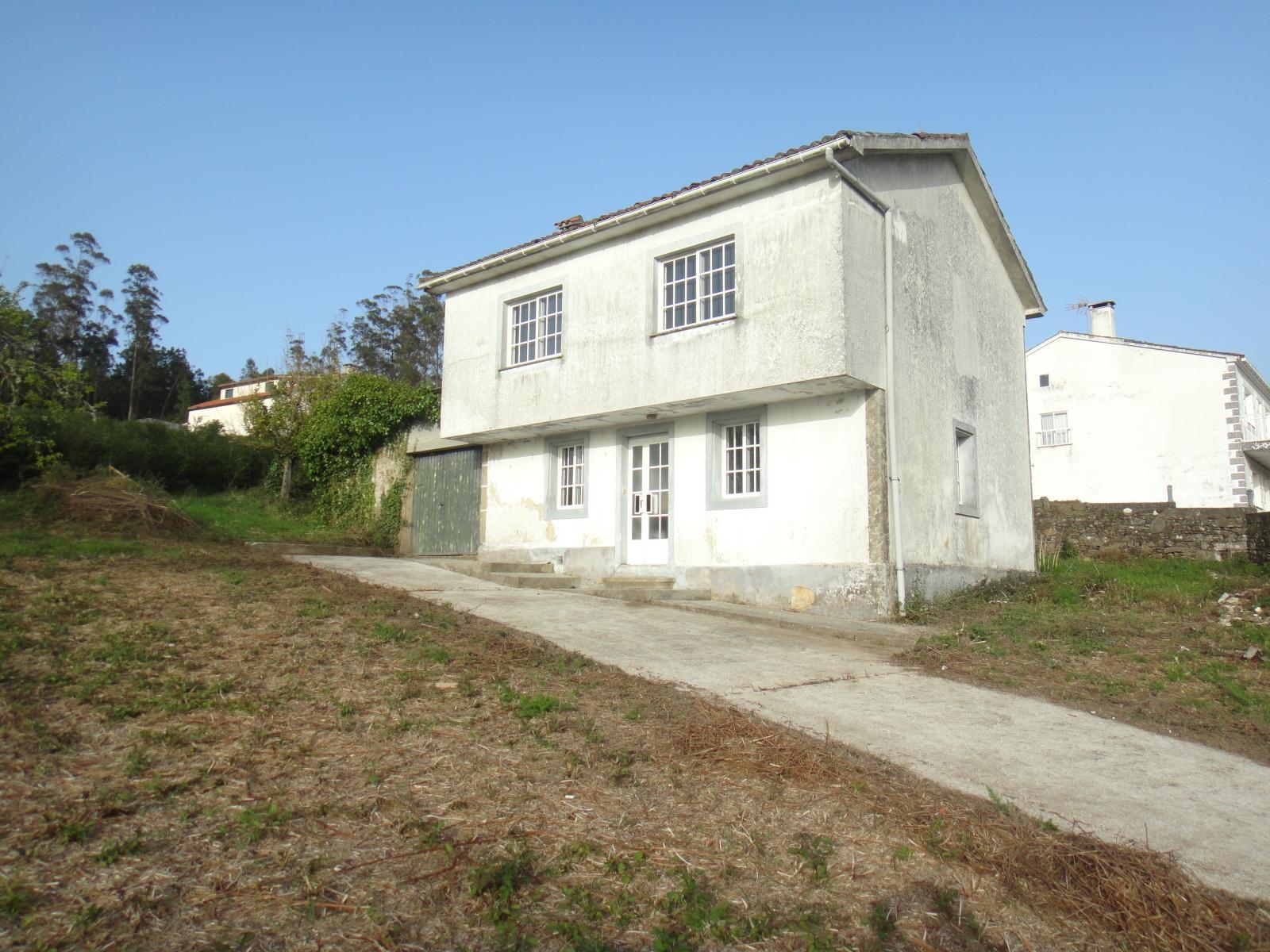 Casa en venta en Santiago de Compostela